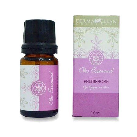 Óleo essencial de Palmarosa 10ml - Derma Clean