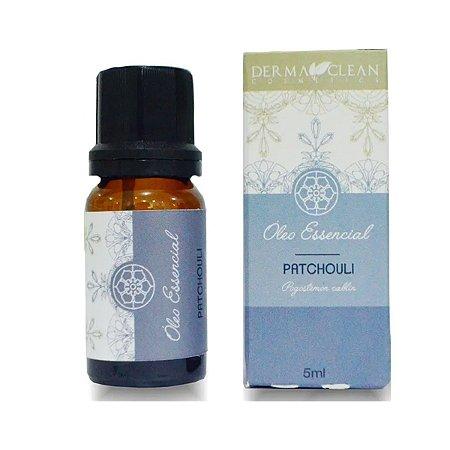 Óleo essencial de Patchouli 5ml - Derma Clean