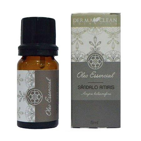 Óleo essencial de Sândalo Amyrys 5ml - Derma Clean