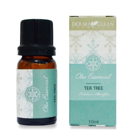 Óleo essencial de Tea Tree 10ml - Derma Clean