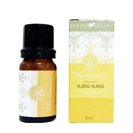 Óleo essencial de Ylang Ylang 5ml - Derma Clean