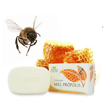 Sabonete de Mel com Própolis 100g - Derma Clean