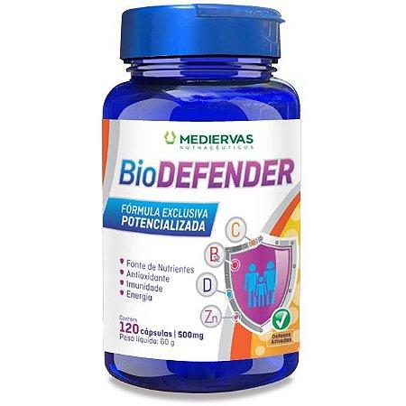 Bio Defender 120 caps 500mg - Mediervas