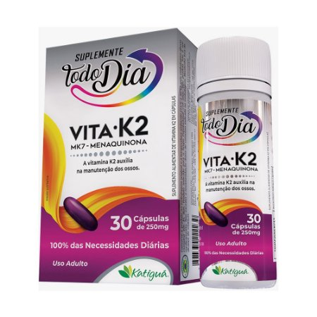 STD Vita K2 -  30 caps 250mg