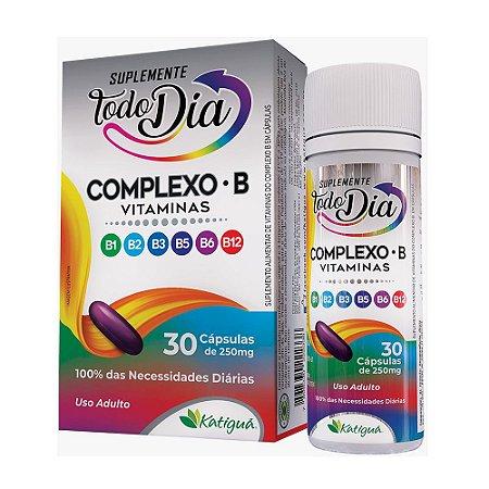 STD Complexo B  30 caps 250mg