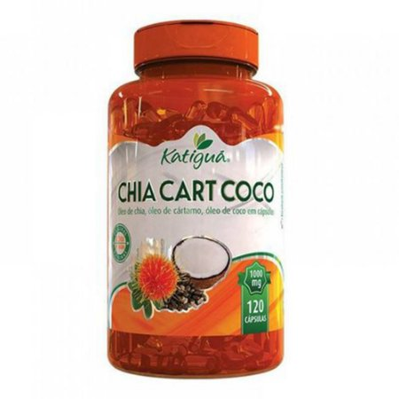 ChiaCartCoco 120 Cápsulas - Katigua