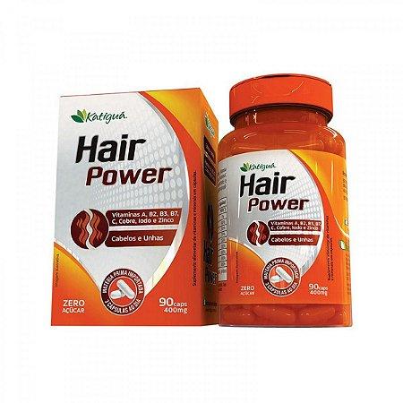 Hair Power 400mg 90 caps  - Katigua