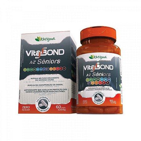 Vitabond AZ Senior 520mg 60 caps - Katigua