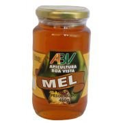 Mel Puro pote 450g vidro Organico