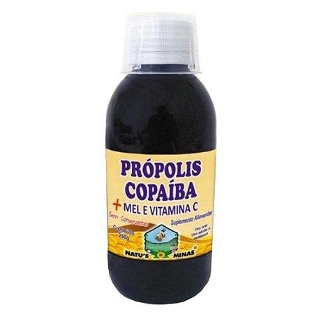 Extrato de Propolis + Copaiba 280g