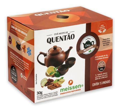Chá Quentão 15 saquinhos - Meissen
