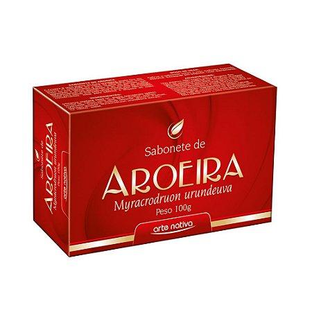 Sabonete de Aroeira 100g