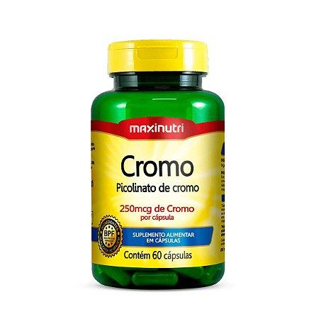 Cromo ( Picolinato de Cromo) 60 caps