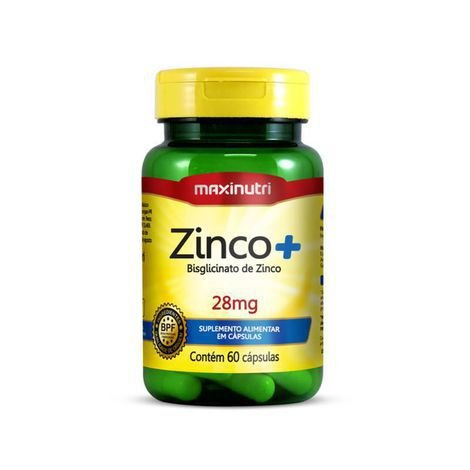 Zinco 100% 60 Caps
