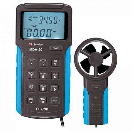 Anemômetro MDA-20 MINIPA