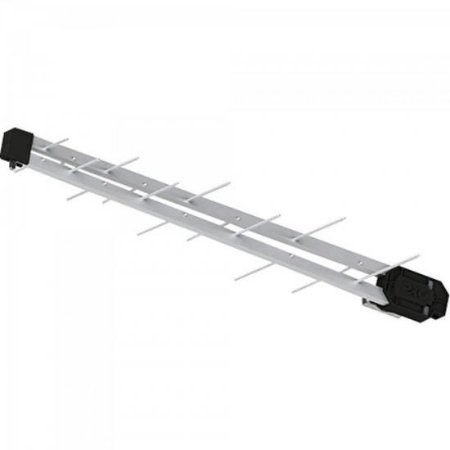 Antena Digital UHF Log B BLACK PROHD-1000DB PROELETRONIC