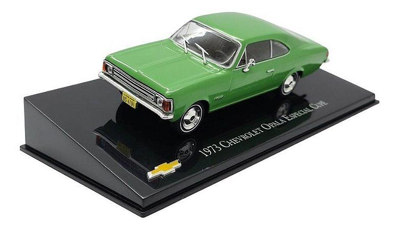 Chevrolet Opala Especial Cupê 1973 Metal 1:43 - RARO