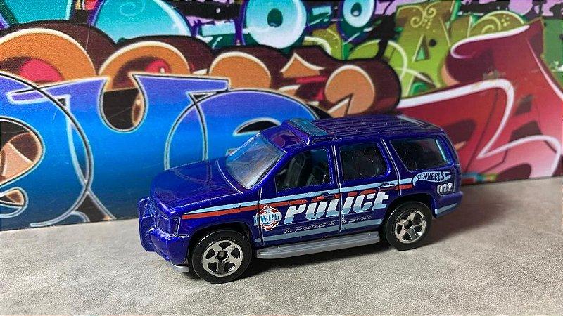 Chevrolet Tahoe - Police