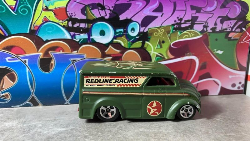 Daily Delivery - Red Line Racing - (Com riscos)