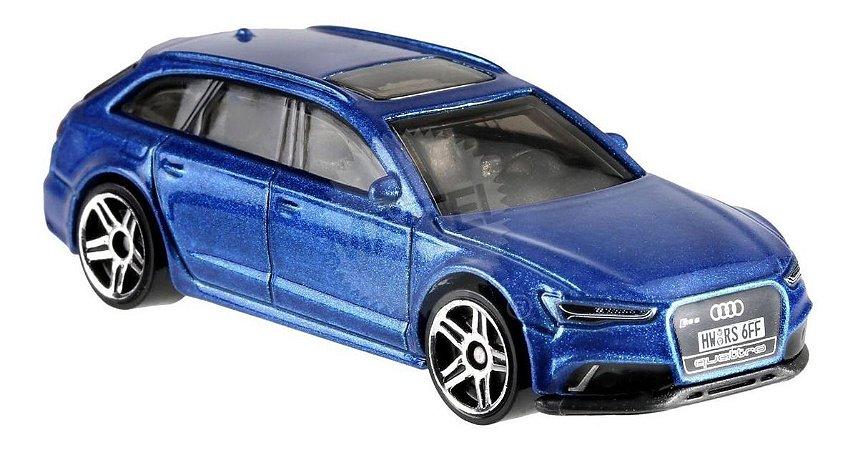 Audi RS6 Avant - 2017