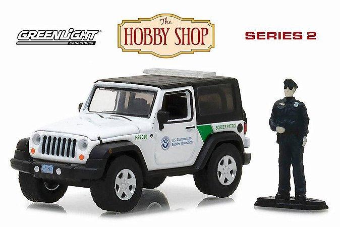 Jeep Wrangler 2016 The Hobby Shop Series 2 - 1/64