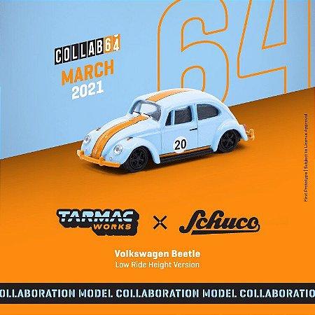 VW Beetle - Collab64 - Tarmac x Schuco - Pré venda