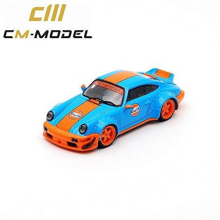 Porsche - CM - Gulf - Sem  aerofólio - Pré venda