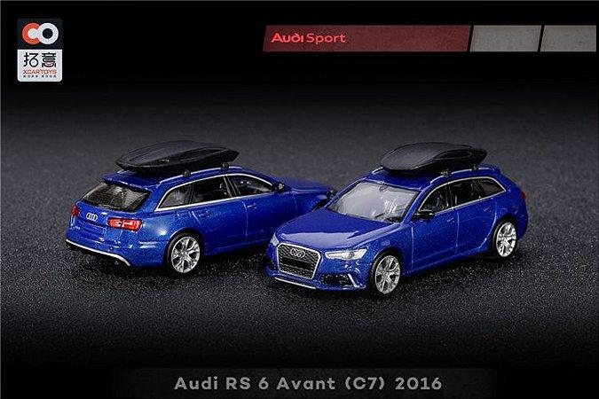 Audi RS6 Avant - Xcar Toys - Pré venda