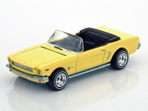 "Mustang (1965) ""Beverly Hills 90210"" - Retro"