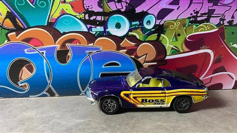 Mustang Boss - Matchbox