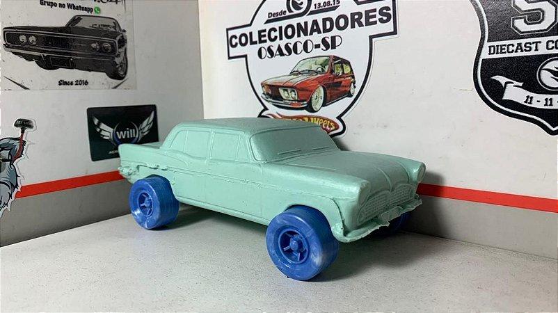 Corcel - 4 portas - Verde - Joreal