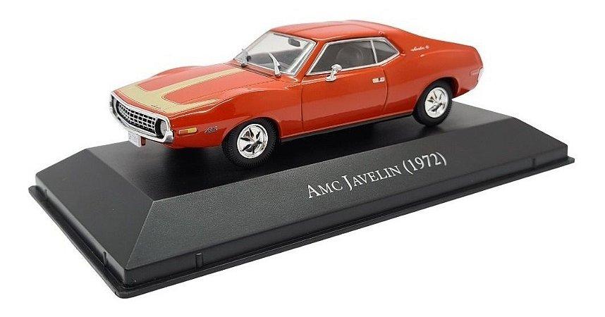 Amc Javelin 1972 Metal American 1:43 American Cars