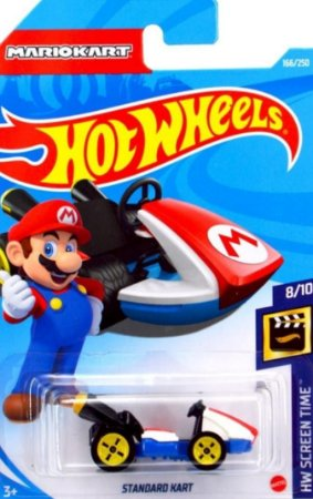 Mario Standard Kart 1/64 Grx17