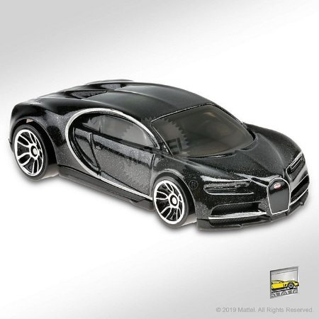 Bugatti Chiron Preta 2020