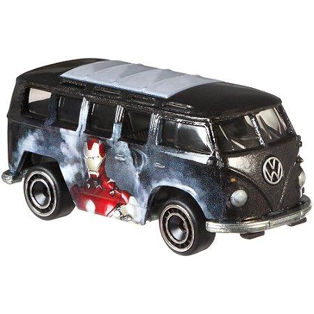 Volkswagen Deluxe Station Wagon Kombi Iron Man - Pop Culture