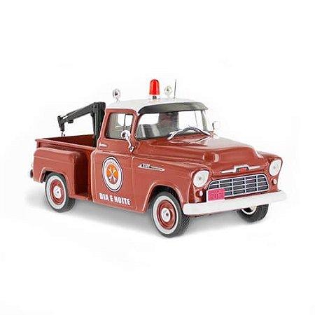 Miniatura Chevrolet 3100 Guincho 1956 - 1:43