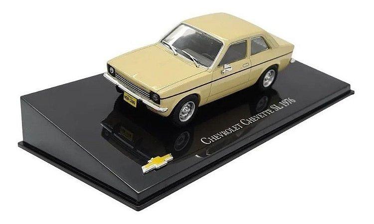 Chevrolet Chevette Sl - Bege -1976 - 1:43