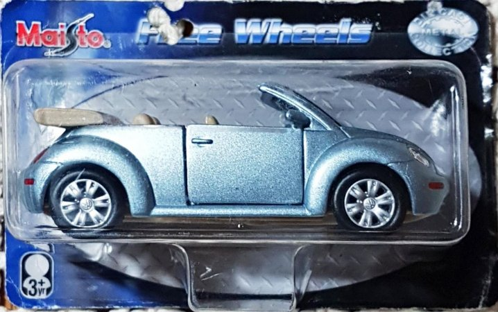 Free Wheels - New Beetle Cabriolet