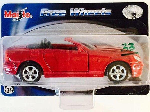 Mercedes Benz Slk Conversível Free Wheels
