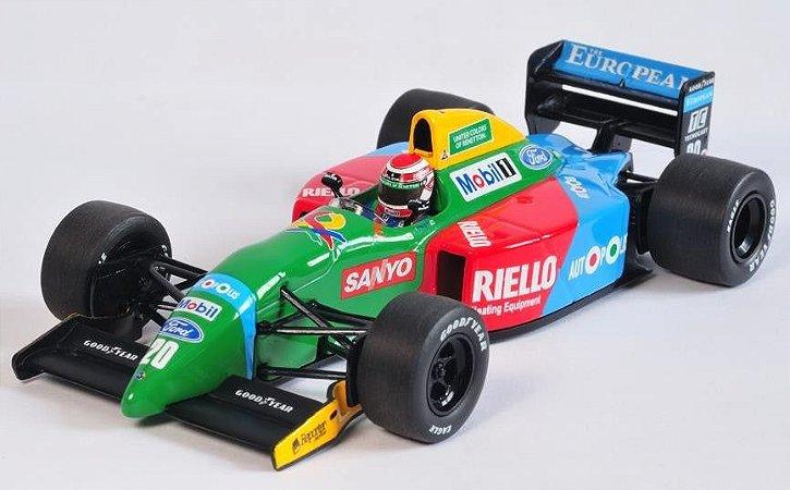 Lendas Brasileiras Ed. 24 Nelson Piquet Benetton Ford B190