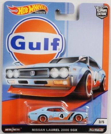 Nissan Lauren 2000 Gsx - Gulf
