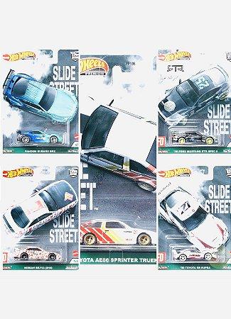 Pré venda - 2021 CAR CULTURE SLIDE STREET