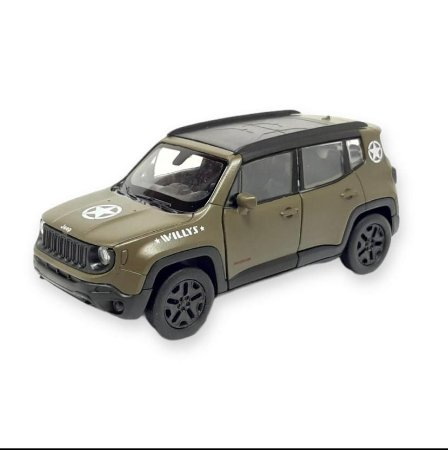 Jeep Renegade - 1/38 - Willys Edition