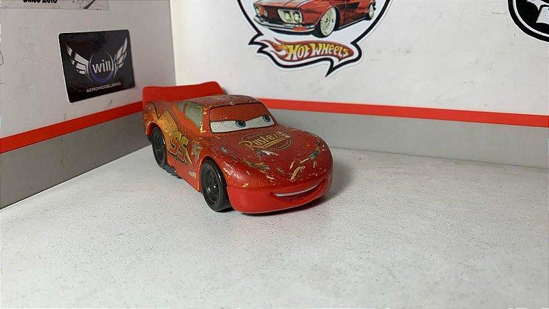 Lightning McQueen - Cars - Plástico