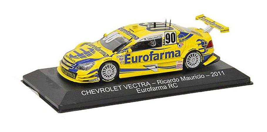 Chevrolet Vectra - Ricardo Mauricio - Stock Car - 1/43