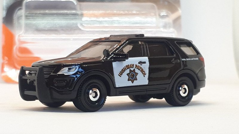 2016 Ford Interceptor - Police