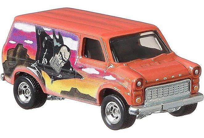 Ford Transit Van Rick And Morty Pop Culture