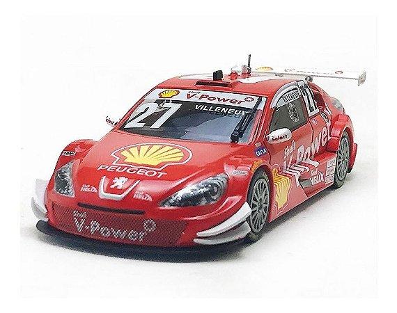 Peugeot 408 Stock Car 27 Jacques Villeneuv