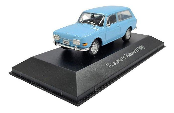 Volkswagen Variant 1969 Azul