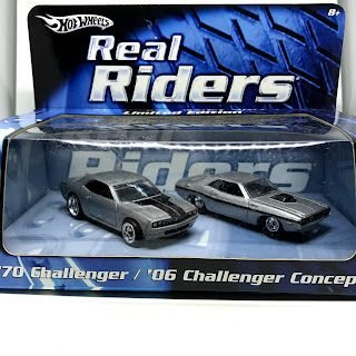 Real Riders - Dodge Challenger